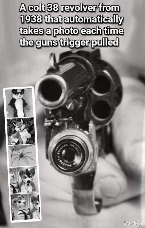 Strzelanie fotek