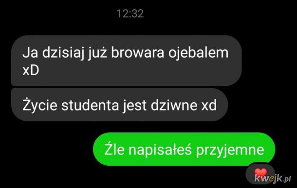 Życie studenta