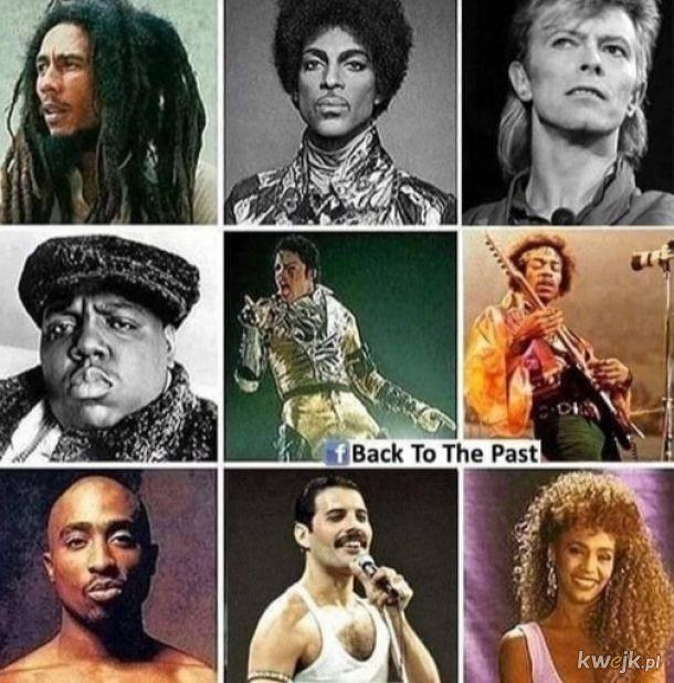 Masz jedną jedyną szansę na koncert. Bilet na który wybierasz?