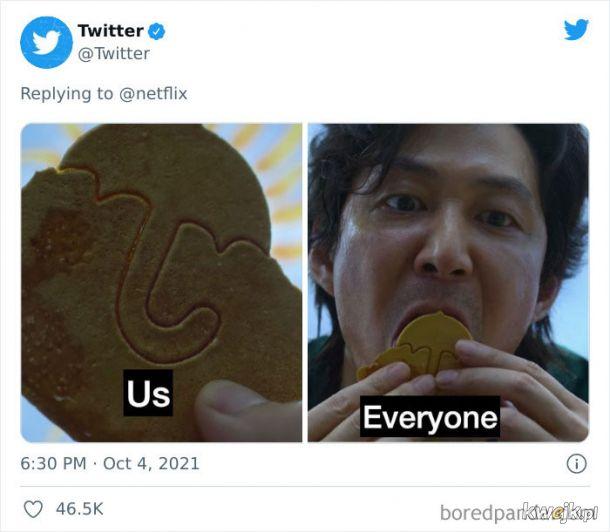 Twitter śmieszkuje podaczas awarii