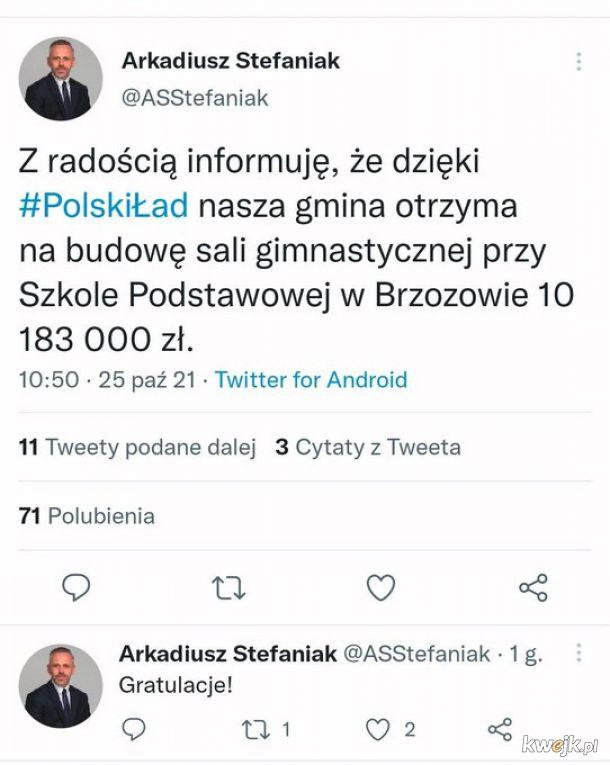 Internauci z Podkarpacia doceniają Polski Ład!