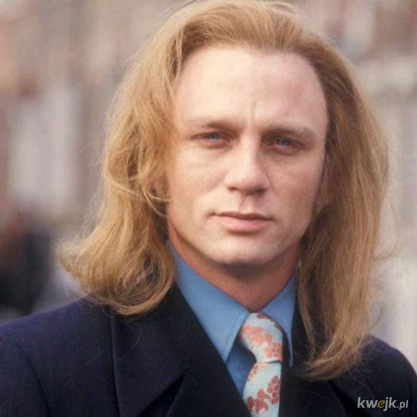 My name is Blond, James Blond