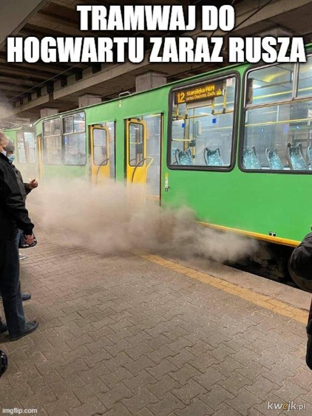 List polecony z Hogwartu