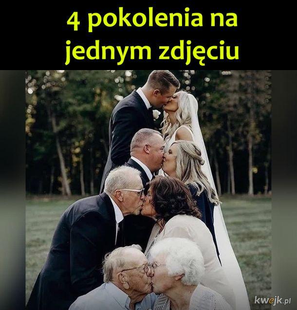 4 pokolenia