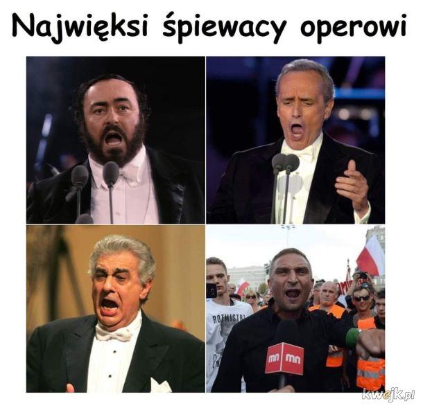 Śpiewacy operowi