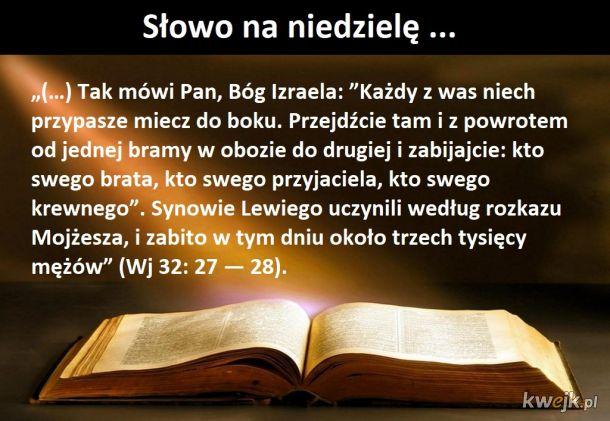 Słowo na niedzielę