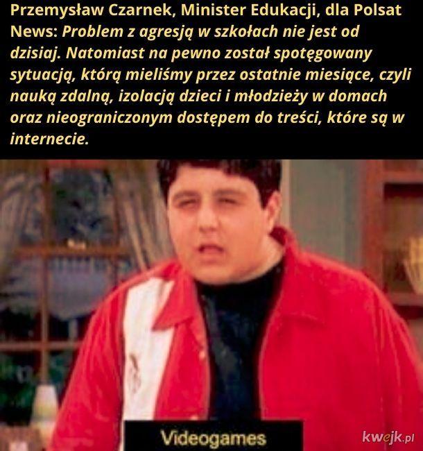 Wszystko wina tych internetów