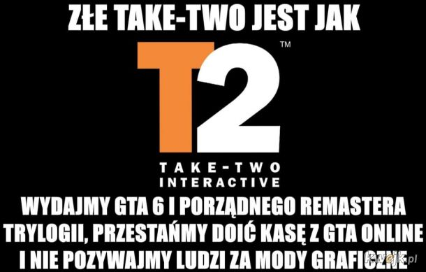 Idealne Take 2 nie istnie...