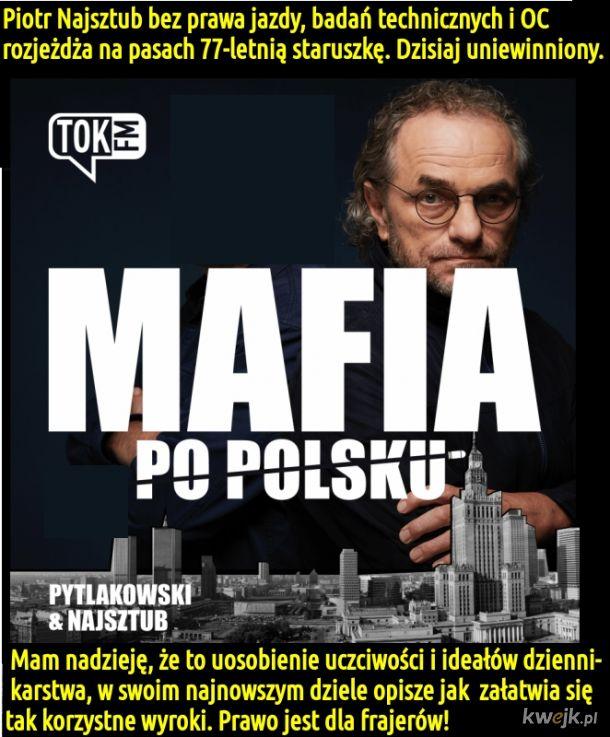 co mafia mafii zrobić potrafi