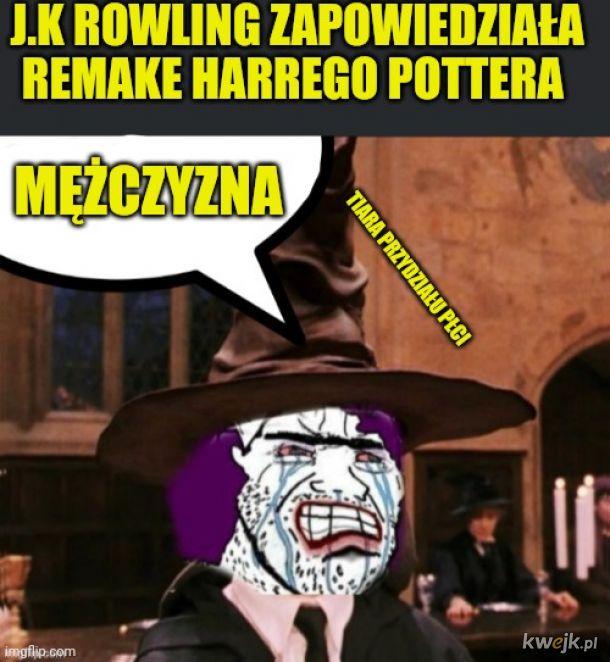 Harry potter I zaburzenia tożsamości