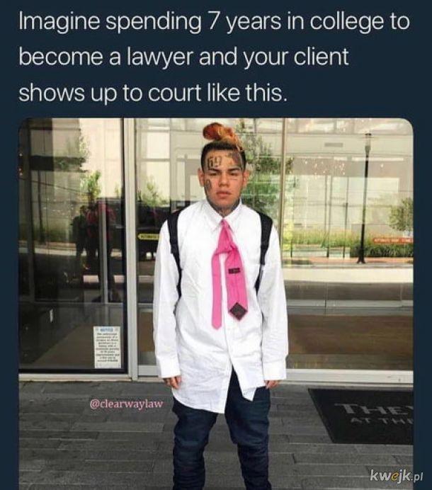 Piekło prawnika.