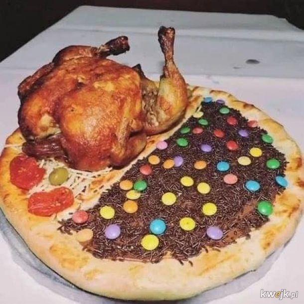 A podobno pizza hawajska jest dziwna