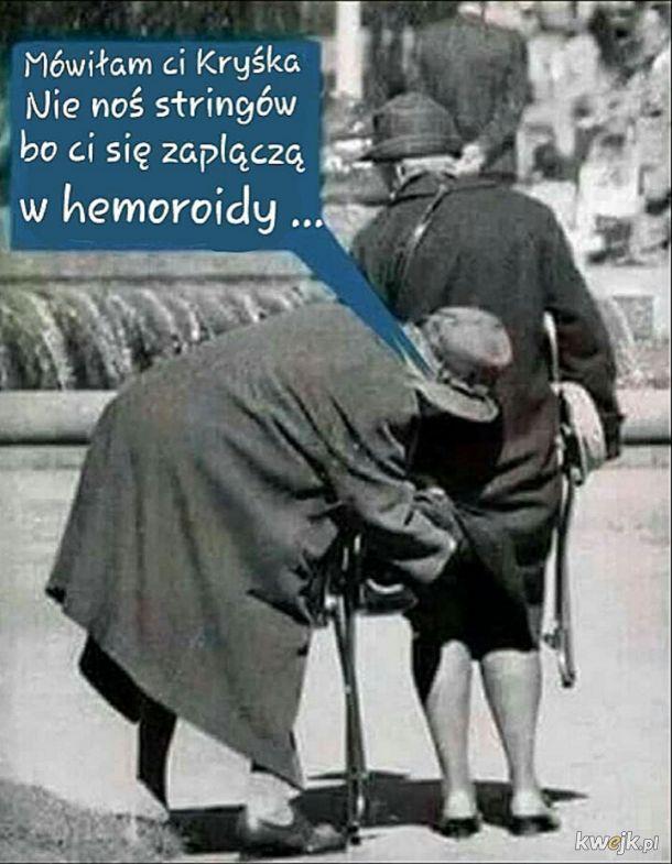 To nie jest kraina dla starych ludzi...