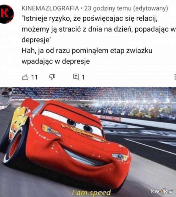 Trzeba być szybkim