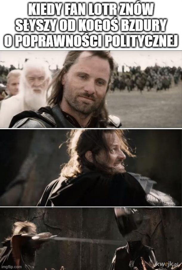 Większe zło niż Sauron
