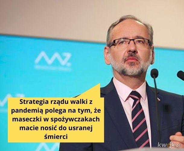 Fake! Rząd nie ma strategii!