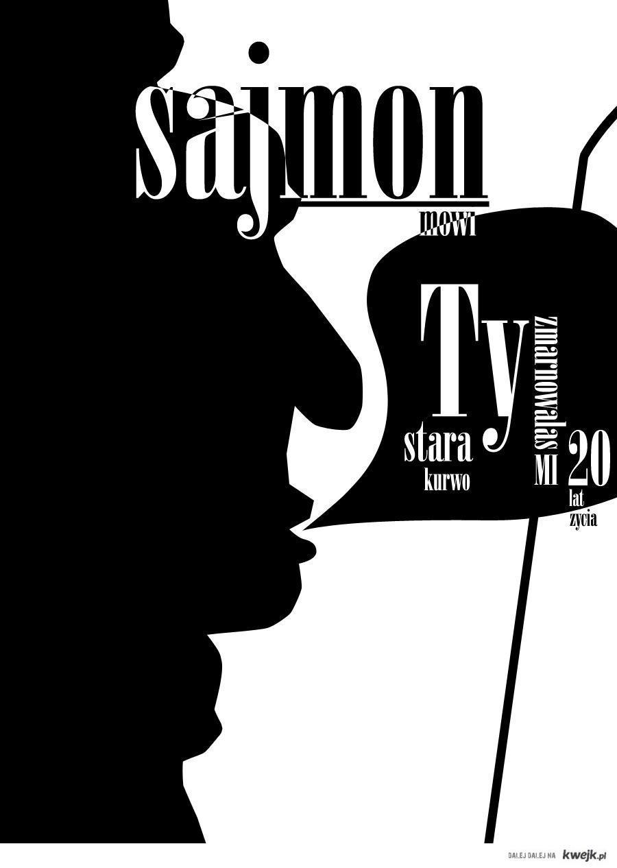 Sajmon mówi