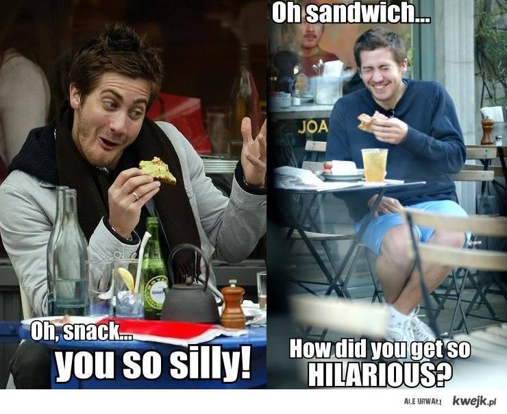 lol sandwich