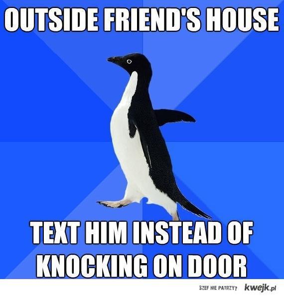 friend door