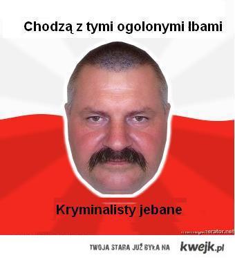 Łyse kryminalisty