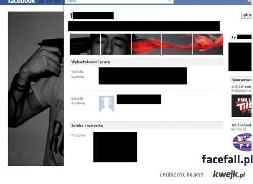 Facebook szkodzi