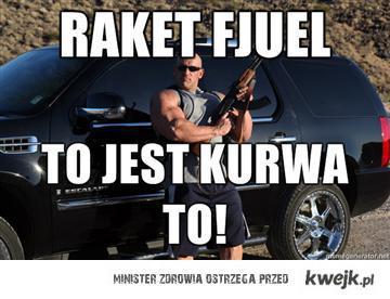Raket Fjuel