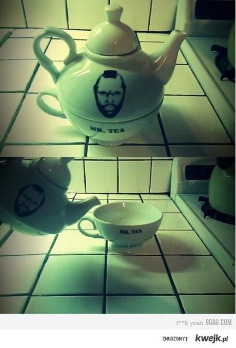 Mr Tea