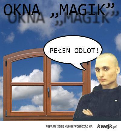 Okna Magik