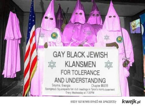 Dziękuje za tolerancje