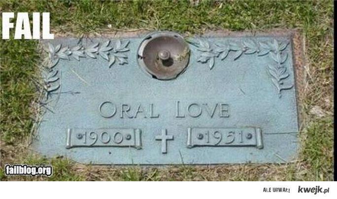 oral love