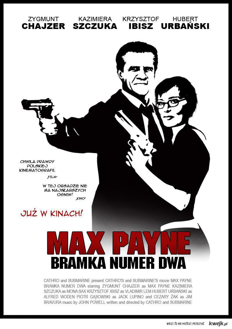 Max Payne - Bramka nr. 2