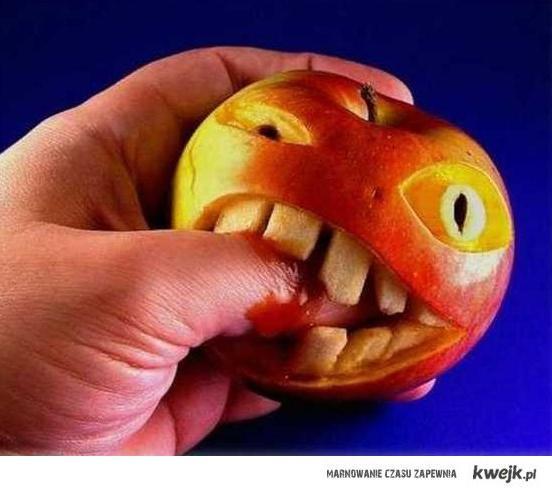 dzikie jabłko