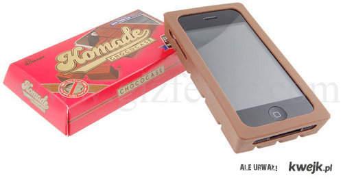 ipod + chocolate
