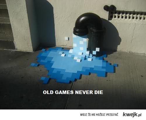 old games never die