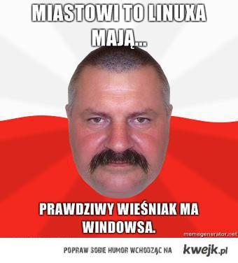 Windows dla Chłopów