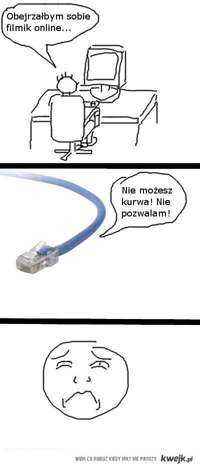 Wolny internet.
