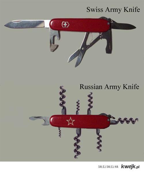 Russian knife