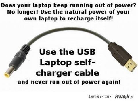 Self-Charge