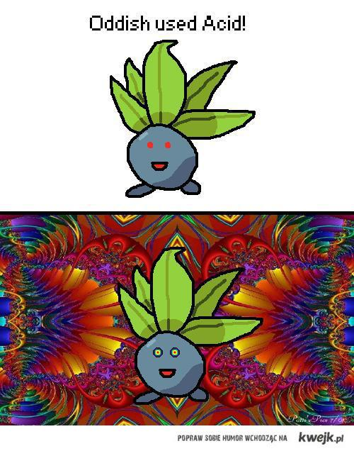 Oddish LSD