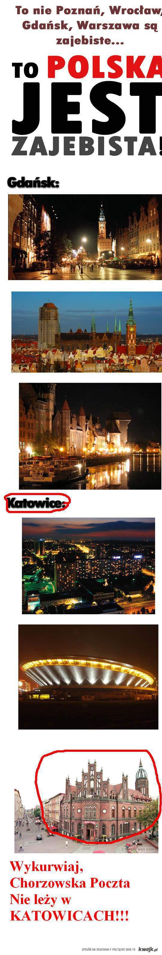 Chorzów =/= Kato
