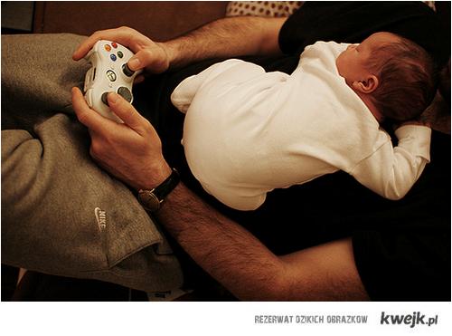 gamer daddy