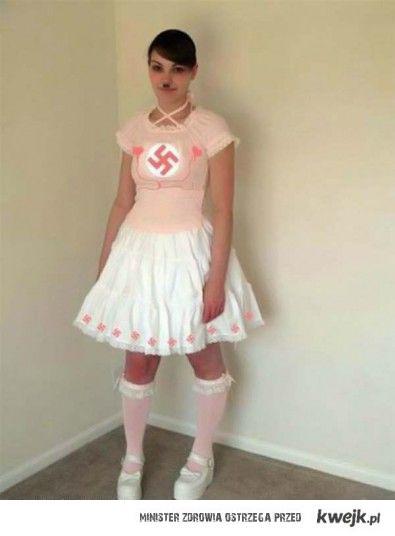 pink nazi chic