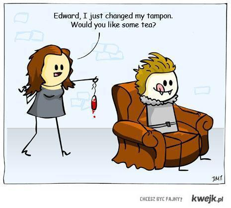 How Edward Has His Tea