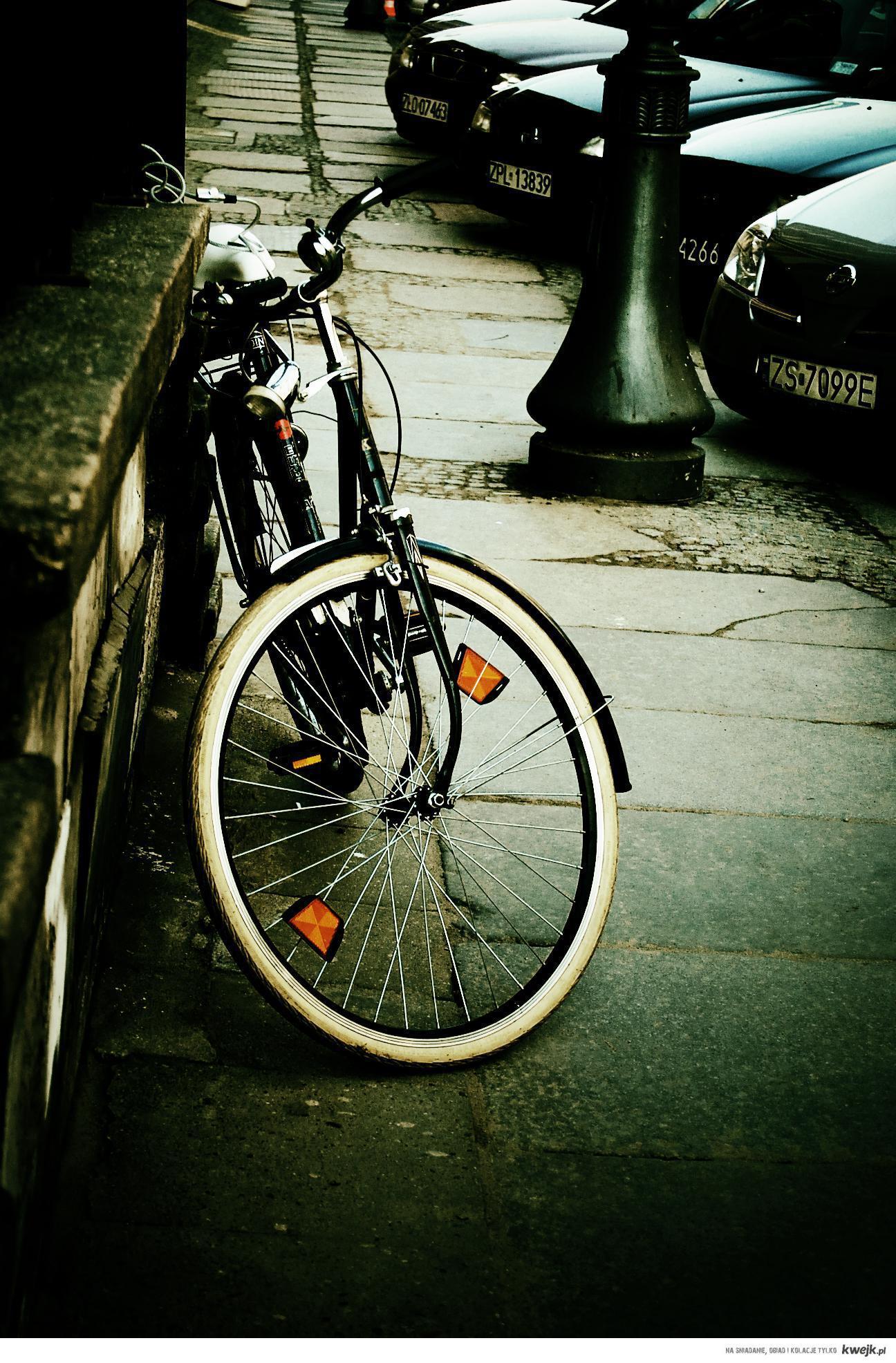 go on a bike...
