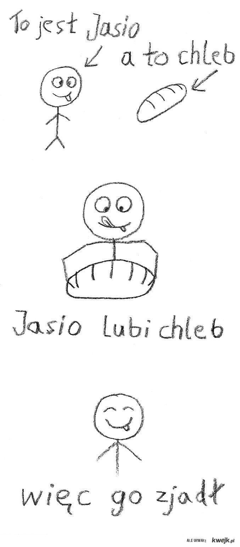historia Jasia