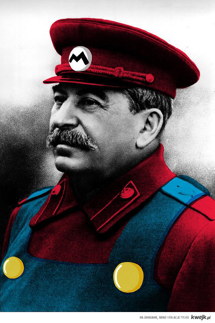 Stalin-mario