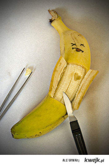 goodbye banana.