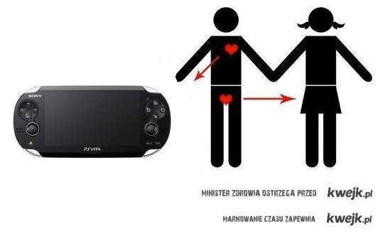 I have only one love-PSP Vita