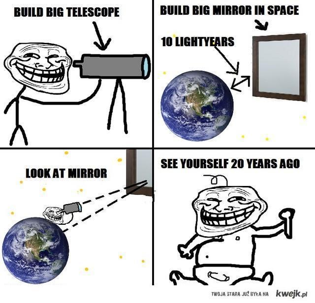 Trollface science