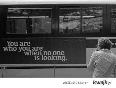 are you whoyou are?